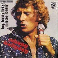 Cover Johnny Hallyday - Hey, Lovely Lady [English]